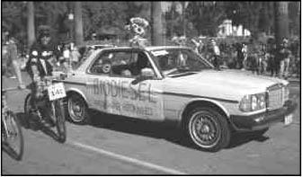 BioDiesel Mercedes